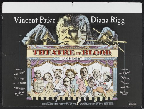 theatre of blood poster