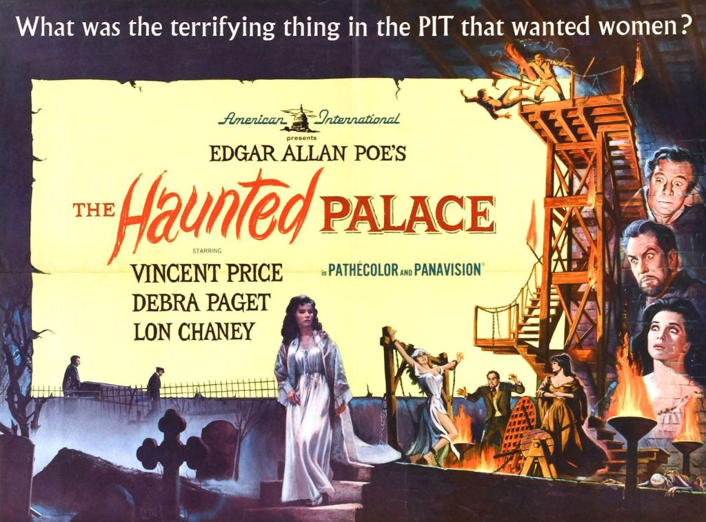 the haunted palace poem analysis